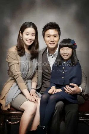 Tae-oh's family