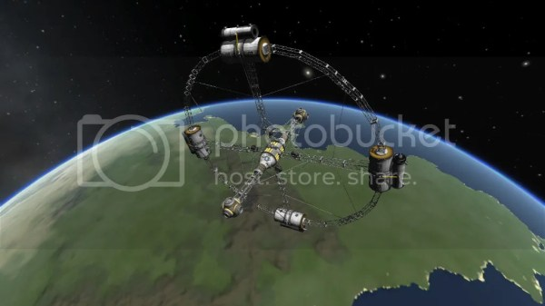 Kerbal Space Program Space Station Pics about space