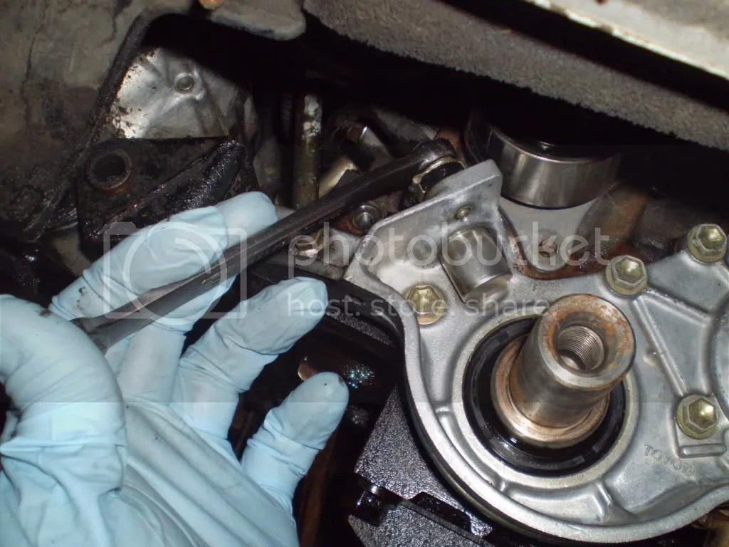 1996 Toyota Tacoma Fuel Filter Location 2005