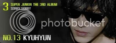 kyuhyun.jpg KYUHYUN  :: SUPER JUNIOR THE 3RD ALBUM SORRY,SORRY image by superjunior_ja