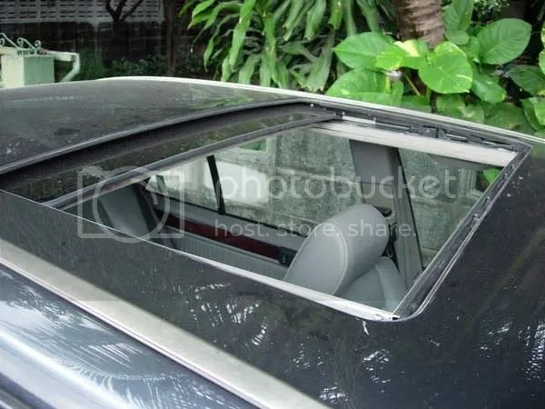 Glass Sunroof For W124 Where To Buy How To Make