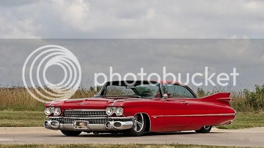 Custom '59 Cadillac Eldorado