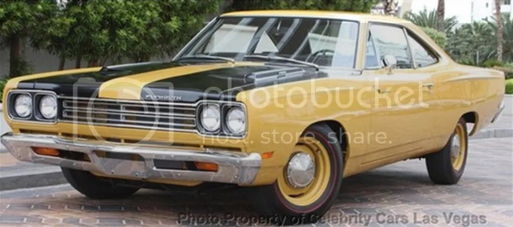 1968 Plymouth Road Runner 426 Hemi