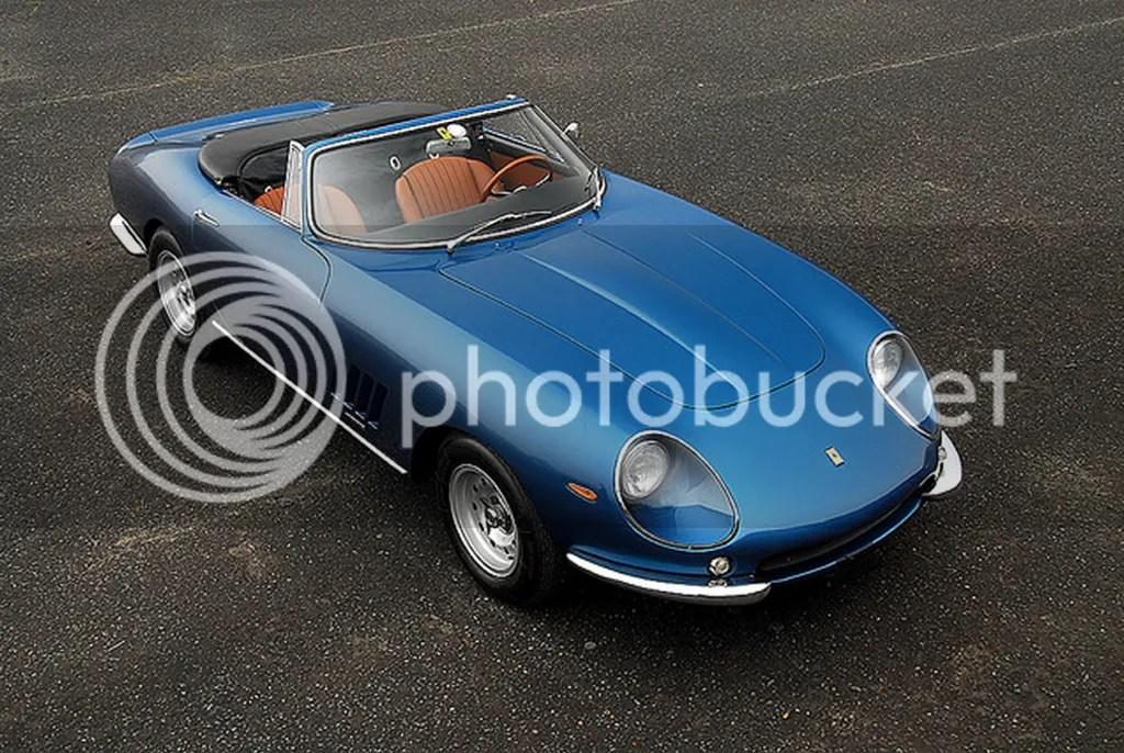 Ferrari 275 NART Spider
