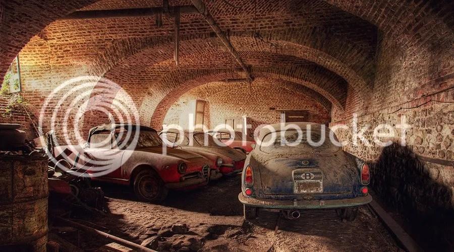 Dirty Alfa Romeos