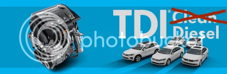 TDI Not So Clean Diesel