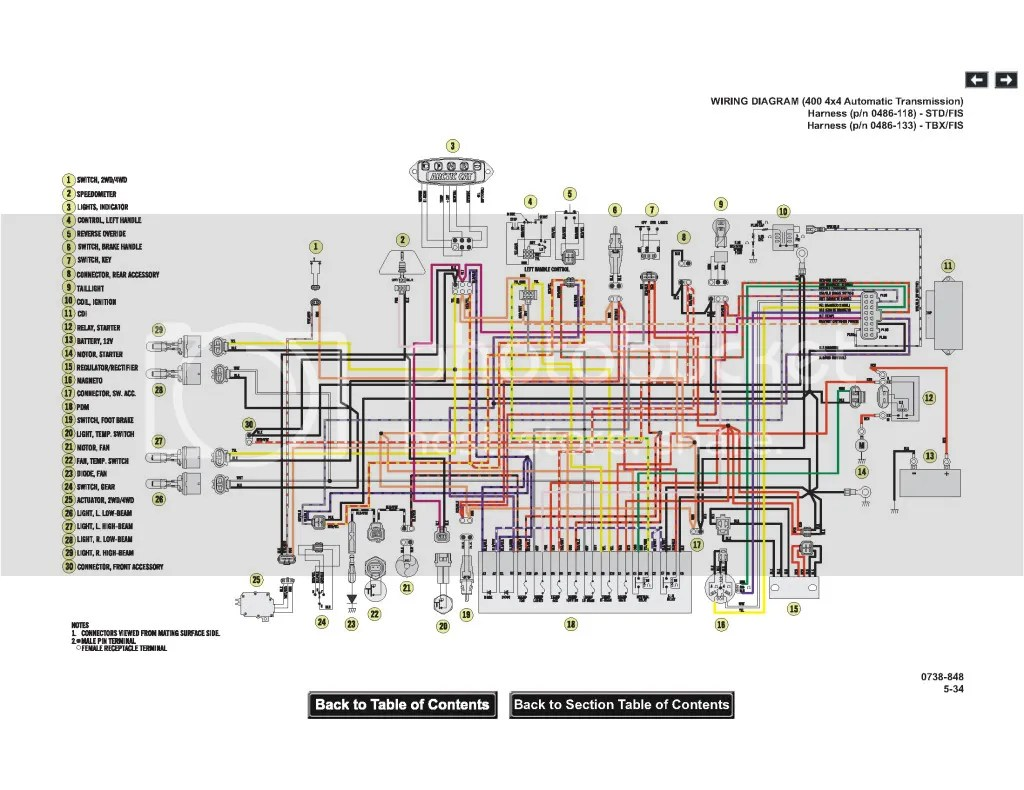 2003 Arctic Cat 400 Wiring Diagram Will Be A Thing 4x4 500 Electrical Diagrams Rh Wiringforall Today Atv