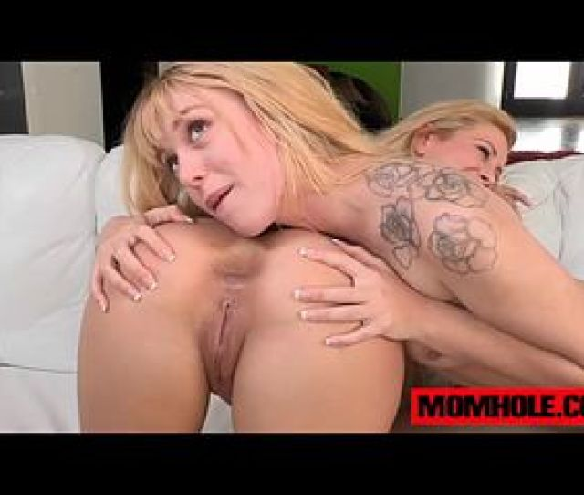 Lucy Tyler And Cherie Deville Threesome After Takin A Shower