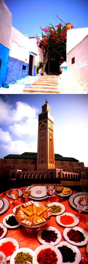 Morocco holiday romantic breaks