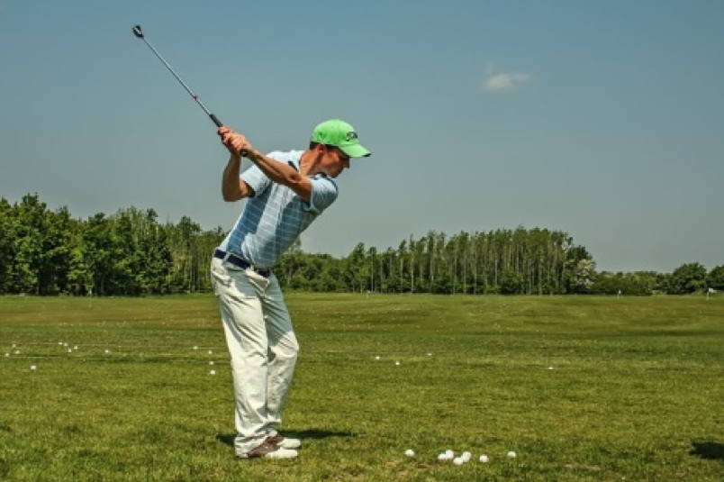 Get The Correct Golf Grip - Timberlake Golf Course