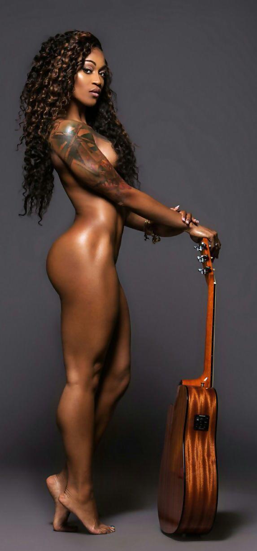 Naked Black Beauties