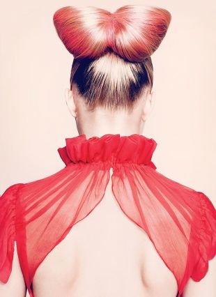Прически для круглого лица на длинные волосы — 216 фото ...