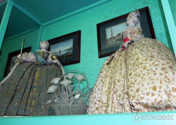 Музей кукол (Россия, Санкт-Петербург) фото