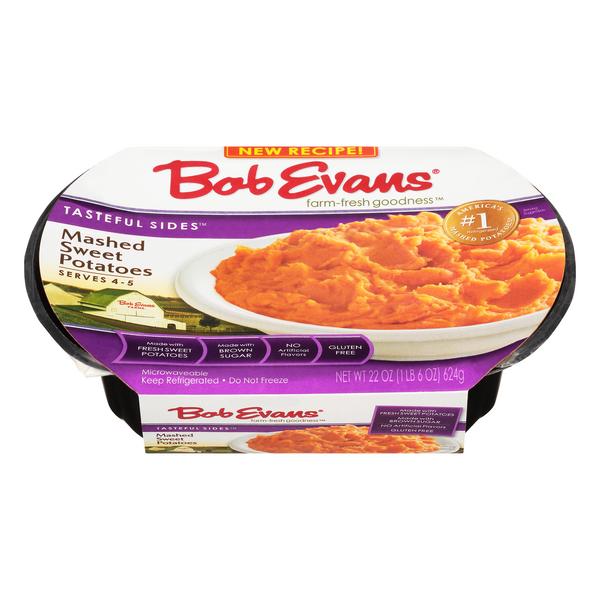 bob evans mashed sweet potatoes gluten free