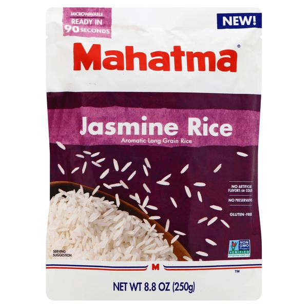 mahatma jasmine rice long grain