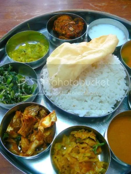 Gopala Thali set