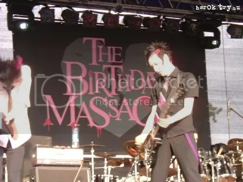 The Birthday Massacre, Bolkow, 2006