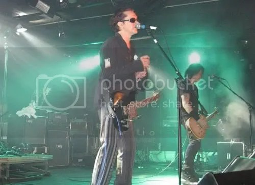 The Mission, Budapest, 2008