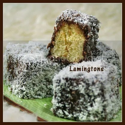 Lamington & Trifle