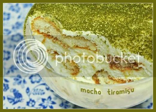 抹茶提拉米苏