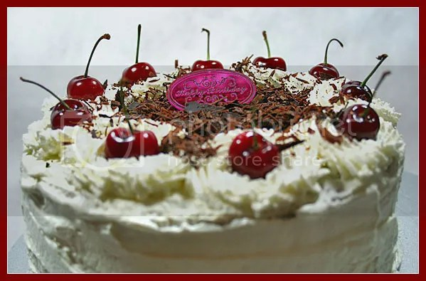 黑森林及巧克力榛子蛋糕