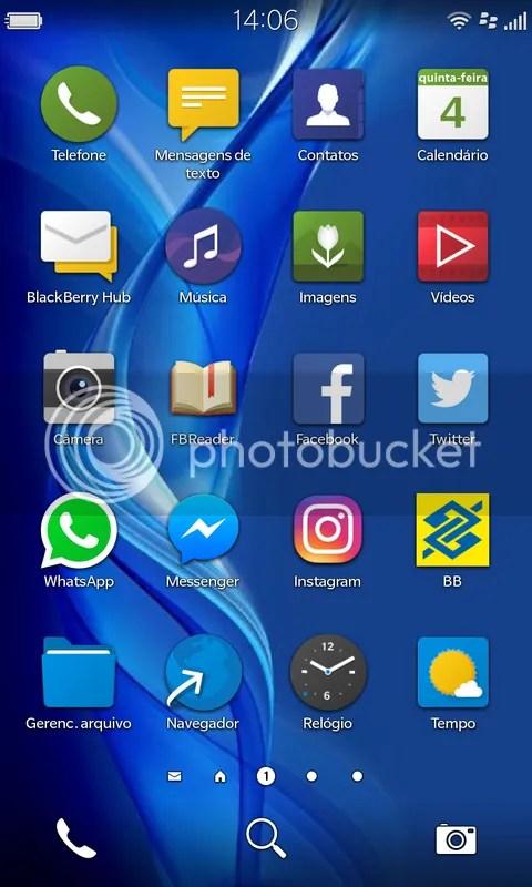 BlackBerry E Android | PDA Brasil