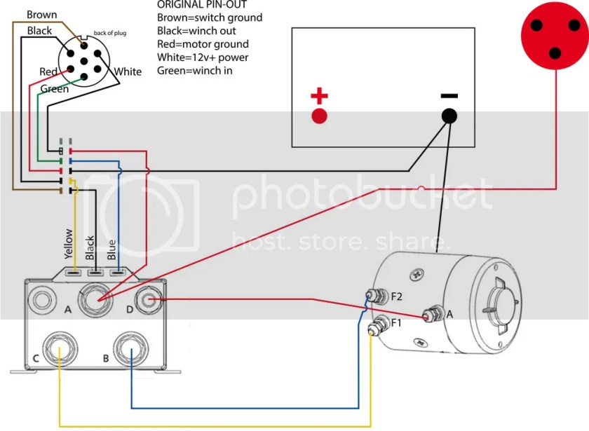 Albright Winch Solenoid Wiring Diagram : Albright winch solenoid wiring diagram jeffdoedesign