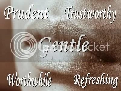 Taming the Tongue: Principles From Proverbs (2/2)