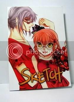 Rui and Yui Sketch Book