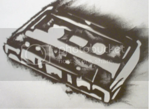 mixtape stencil Pictures, Images and Photos