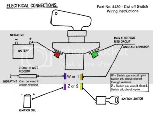 Pegasus 4430 Kill Switch ignition cut, which wire?  NASIOC