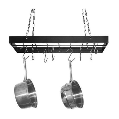 Range Kleen Stainless Steel Hanging Pot Rack