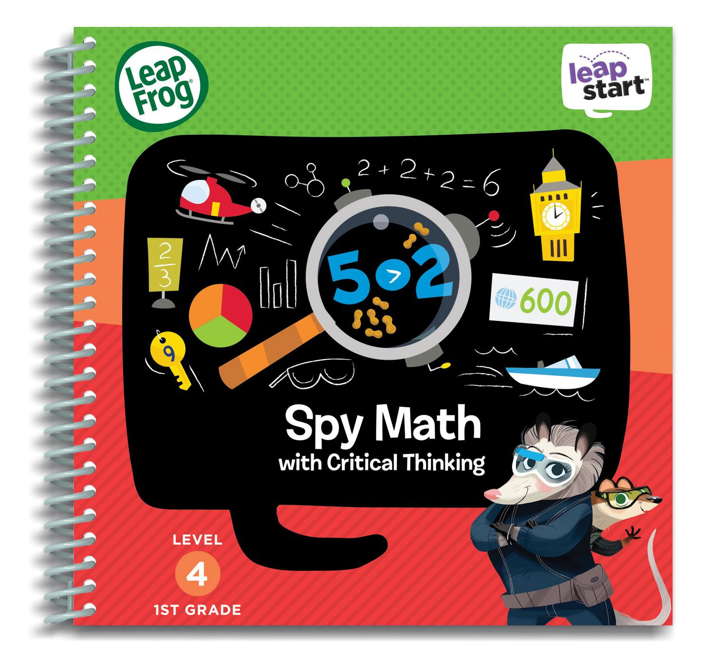 Leapfrog Leapstart 1st Grade Math Activity Book