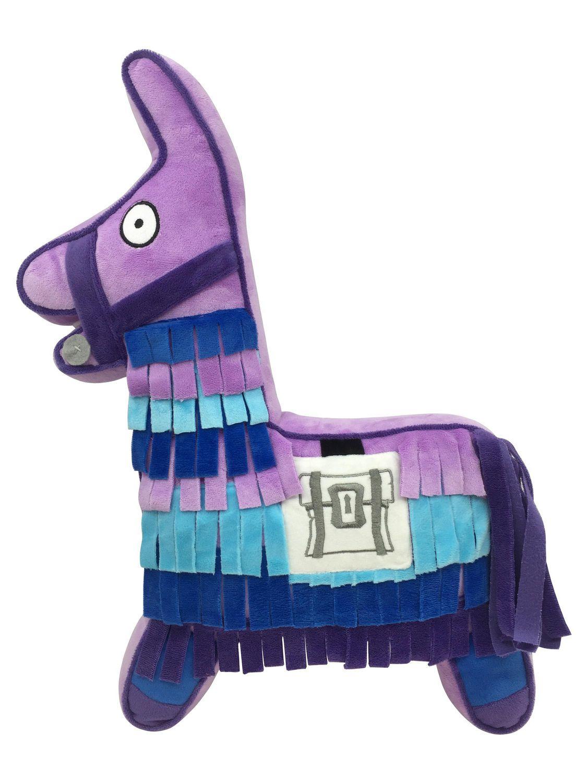 fortnite llama character pillow