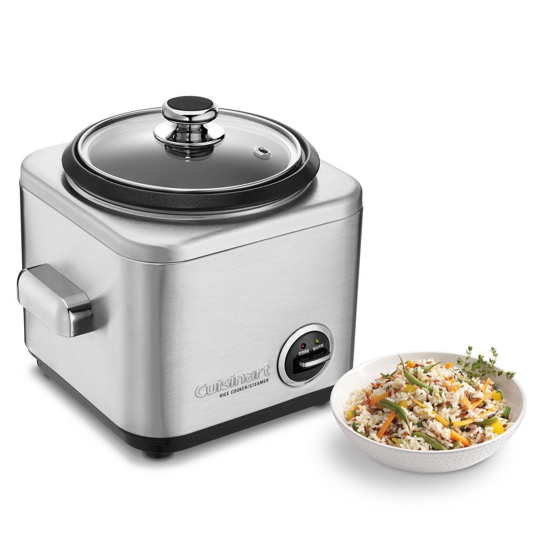 cuisinart cuiseur a riz et a vapeur crc 400c