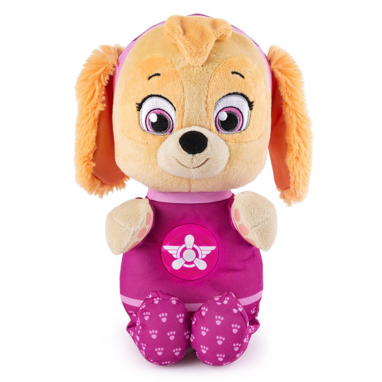 Paw Patrol Skye Snuggle Up Pup Plush Toy Walmart Canada