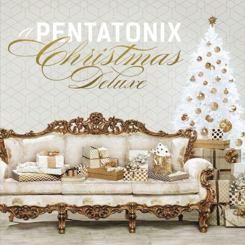 Pentatonix - A Pentatonix Christmas Deluxe - Best kerstalbums 2017