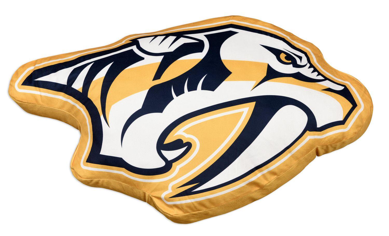 Nhl Team Logo Cushion Nashville Predators Walmart Canada
