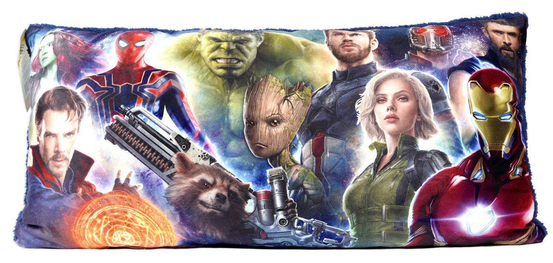 avengers marvel body pillow walmart