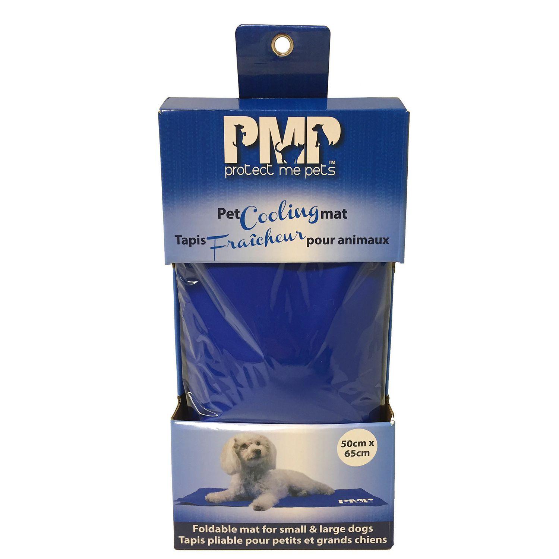 tapis fraicheur pliable pmp pour petits et grands chiens