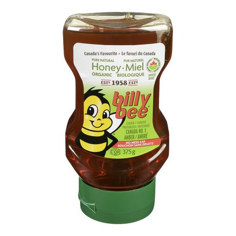 Billy Bee Organic Honey Walmart Canada