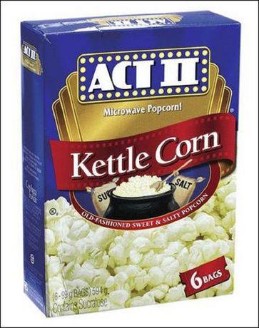 actii microwave popcorn kettle corn