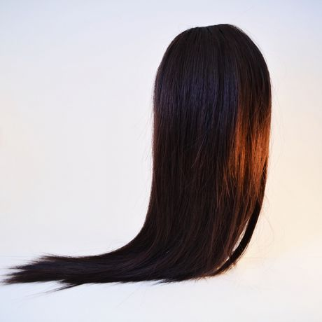 fashion hair long straight jaw b walmart