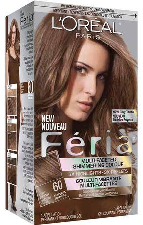 LOral Paris Feria 60 Shimmering Haircolour Gel