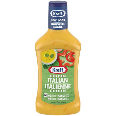 Kraft Golden Italian Dressing And Marinade Walmart Canada