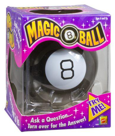 Jouet de divertissement Magic 8 Ball | Walmart Canada