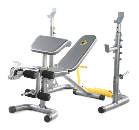Gold S Gym Xrs 20 Olympic Workout Bench Walmart Ca