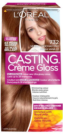 LOreal Paris Casting Crme Gloss By Healthy Look 732