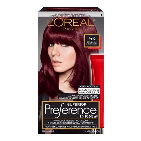 LOreal Paris Superior Preference Infinia Permanent Hair