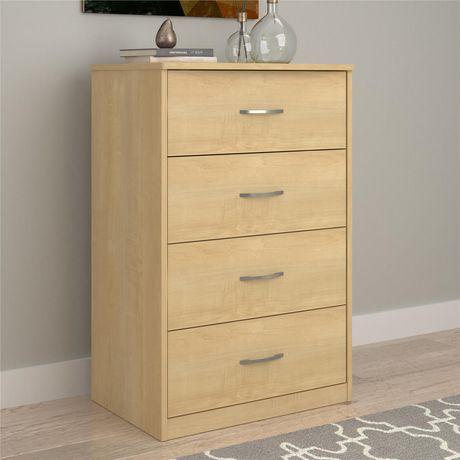 mainstays 4 drawer dresser walmart canada on walmart bedroom furniture clearance id=73236